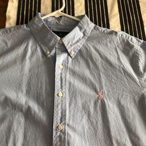 Ralph Lauren short sleeve men's shirt